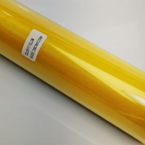 Yellow Organza  Roll   F17 | 29cm